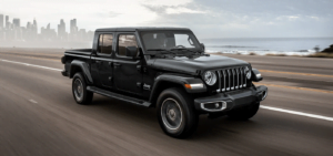 Jeep Gladiator Juodas